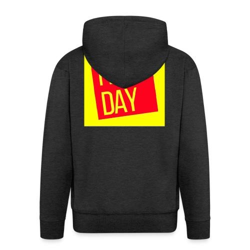 Feliciday - Chaqueta con capucha premium hombre