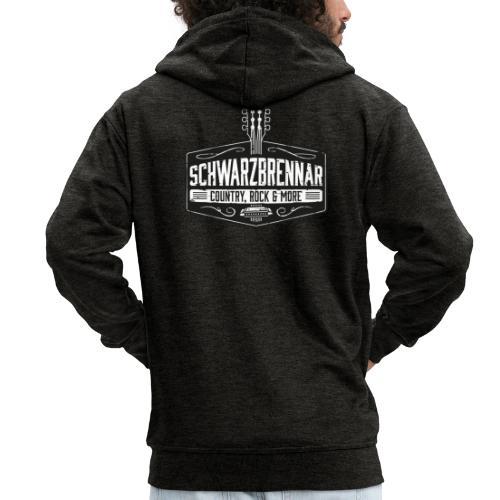 Schwarzbrennar - Männer Premium Kapuzenjacke