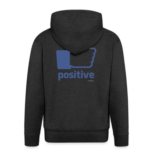 positive - Chaqueta con capucha premium hombre