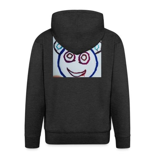 de panda beer - Mannenjack Premium met capuchon