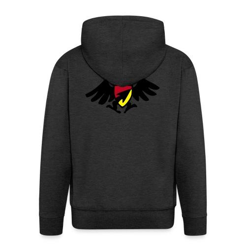 SvS Wappen - Männer Premium Kapuzenjacke