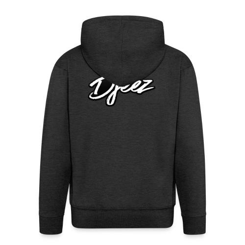 Djeez Merchandise - Mannenjack Premium met capuchon