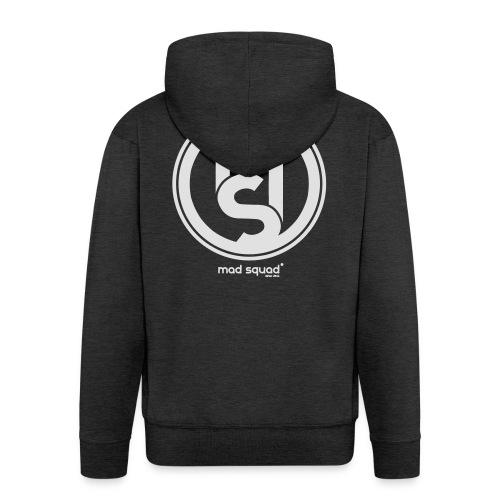 Mad Squad Fan T-Shirt Hombre - Chaqueta con capucha premium hombre