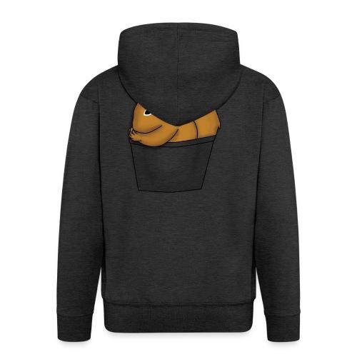 Taschenhörnchen - Männer Premium Kapuzenjacke