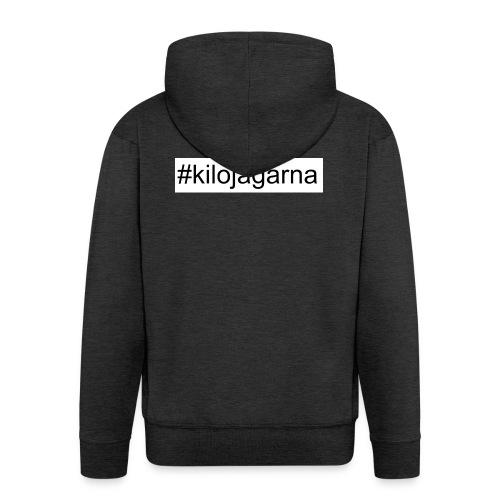 #kilo - Premium-Luvjacka herr