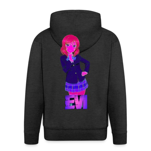 Maki EVI - Men's Premium Hooded Jacket