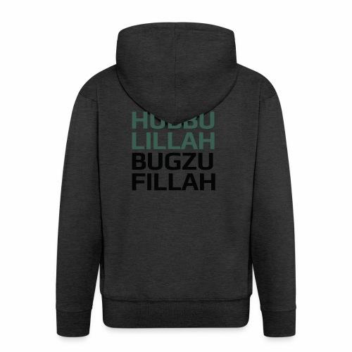HUBBU - Herre premium hættejakke