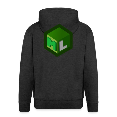 Logo ML - Men's Premium Hooded Jacket
