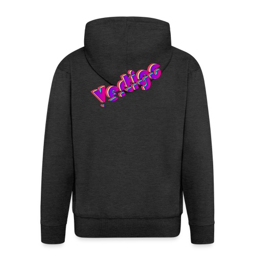 Vertigo - Chaqueta con capucha premium hombre