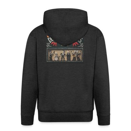The Deadbeat Apostles - Men's Premium Hooded Jacket