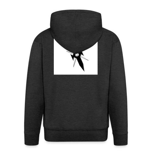 SimplePin - Men's Premium Hooded Jacket