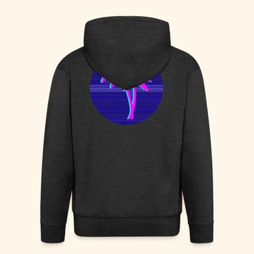 Florida palmtree - Veste à capuche Premium Homme