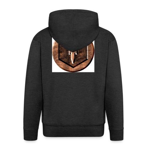 WoodPin - Men's Premium Hooded Jacket