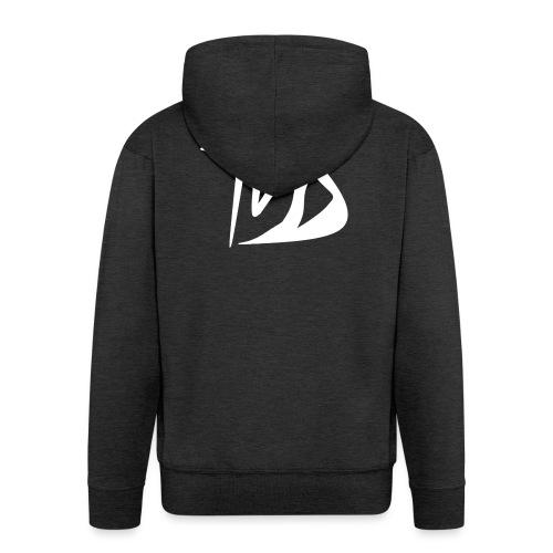 T-Shirt TvD / Black - Mannenjack Premium met capuchon