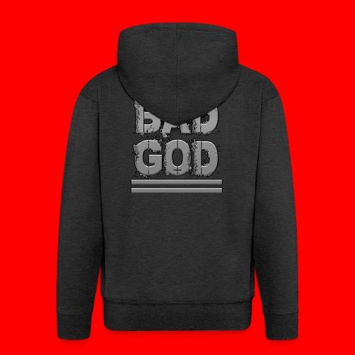 BadGod - Men's Premium Hooded Jacket