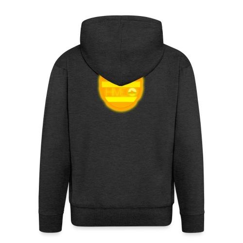 Herre T-Shirt - Med logo - Herre premium hættejakke