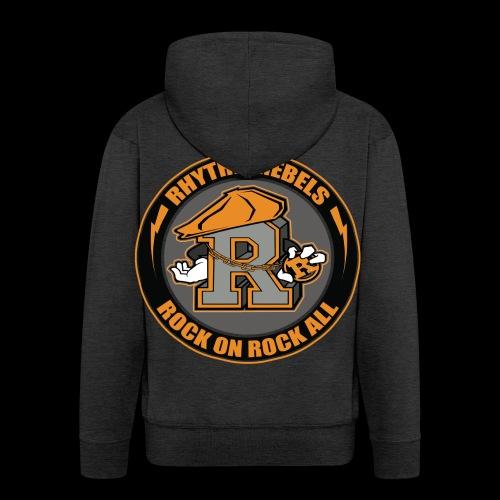 ROCK ON ROCK ALL - Men's Premium Hooded Jacket