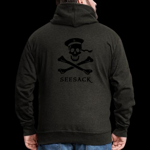 ~ Seesack ~ - Männer Premium Kapuzenjacke