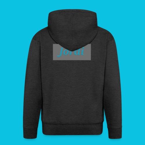 Jordi design - Men's Premium Hooded Jacket