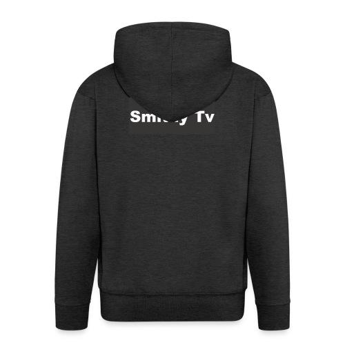 smithy_tv_clothing - Men's Premium Hooded Jacket