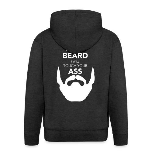 Beard - Männer Premium Kapuzenjacke
