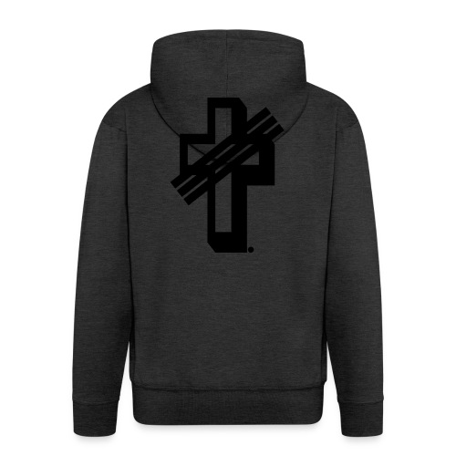 YOU-Design T-Shirt - Men's Premium Hooded Jacket