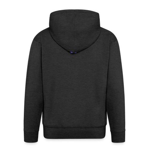 Weif logo - Männer Premium Kapuzenjacke