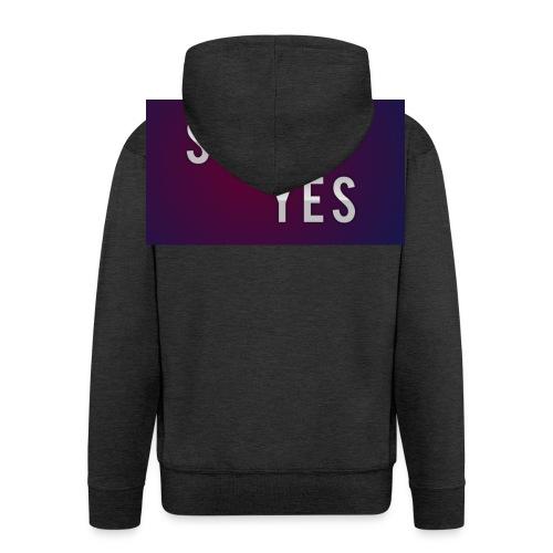 S A Y Y E S - Men's Premium Hooded Jacket