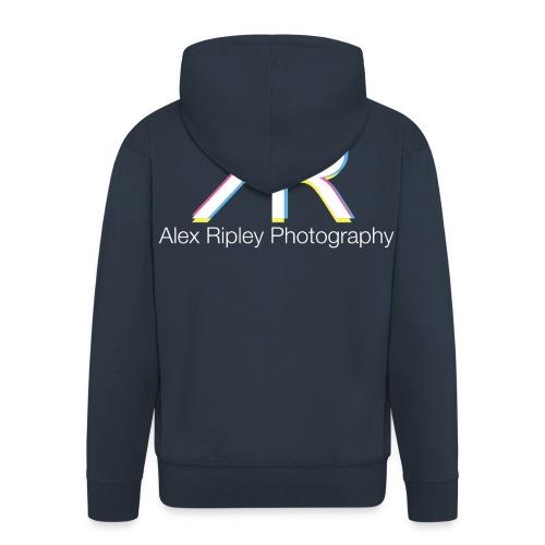 AR Photography - Men's Premium Hooded Jacket