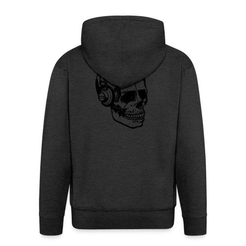 lydbog_6 - Men's Premium Hooded Jacket