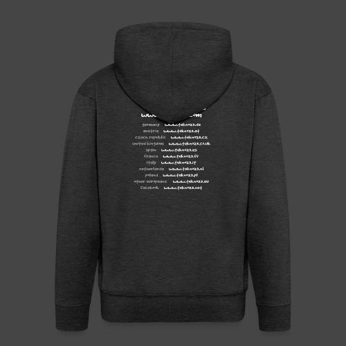 tekno23 - Veste à capuche Premium Homme