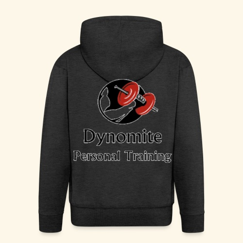 Dynomite Personal Training - Men's Premium Hooded Jacket