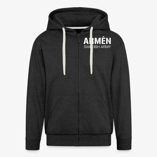 ARMÉN -Swedish Army - Premium-Luvjacka herr
