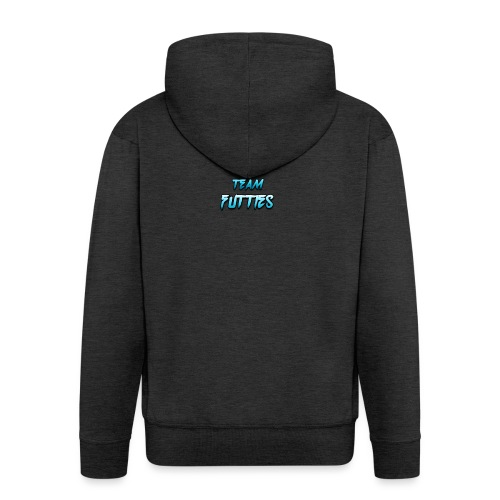 Team futties design - Men's Premium Hooded Jacket