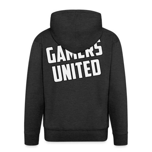 Gamers United - Men's Premium Hooded Jacket