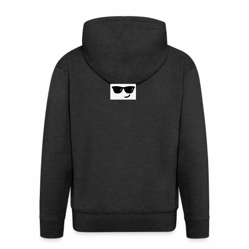 Cool Shades - Men's Premium Hooded Jacket