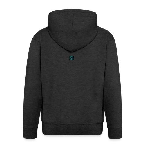 case - Men's Premium Hooded Jacket
