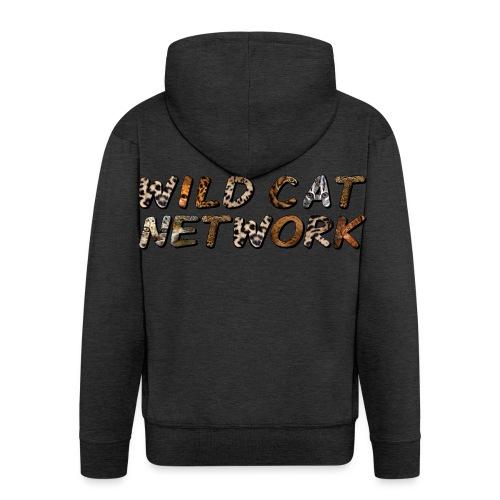 WildCatNetwork 1 - Men's Premium Hooded Jacket