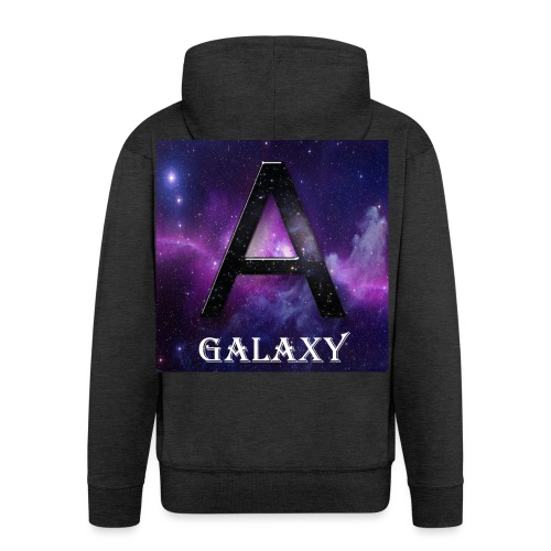 AwL Galaxy Products - Men's Premium Hooded Jacket