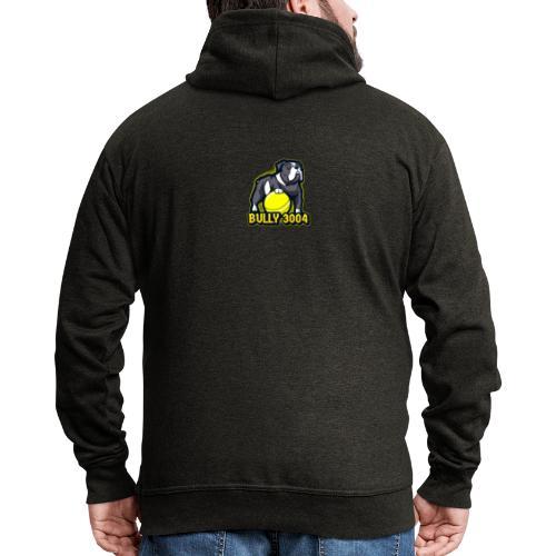 Logo Bully3004 - Männer Premium Kapuzenjacke