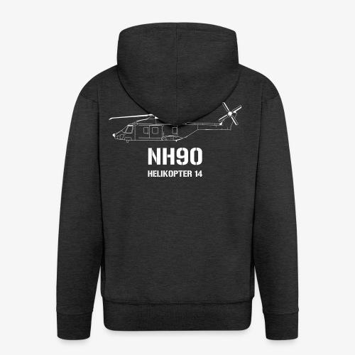 Helikopter 14 - NH 90 - Premium-Luvjacka herr