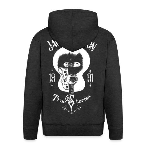 Jack McBannon - Guitar (True Stories) - Männer Premium Kapuzenjacke
