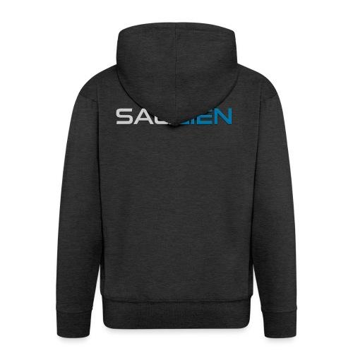 SAGLIEN - Premium Hettejakke for menn