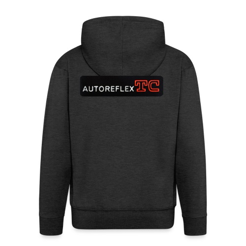 Autoreflex TC - Felpa con zip Premium da uomo