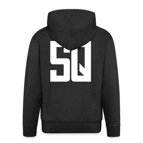 Statequest Brand - Men's Premium Hooded Jacket