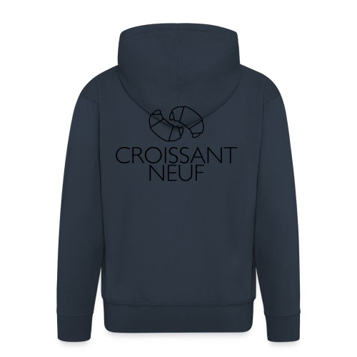 Croissaint Neuf - Mannenjack Premium met capuchon
