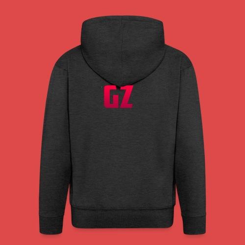 GamenZo - Hoodie - Mannenjack Premium met capuchon