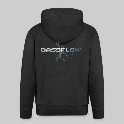 Bassflow Hoodie - Unisex - Mannenjack Premium met capuchon