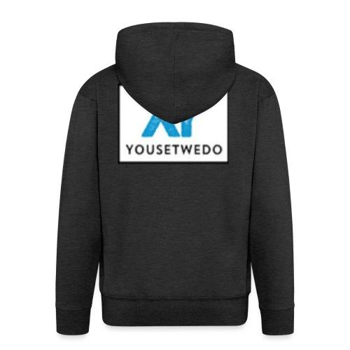 Yousetwedo - Men's Premium Hooded Jacket