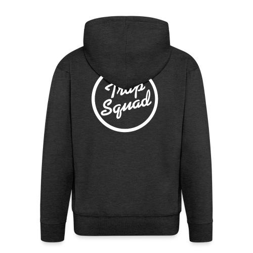 Trap Squad - Men's Premium Hooded Jacket